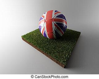 voetbal, brits