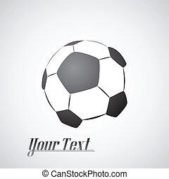 voetbal, pictogram