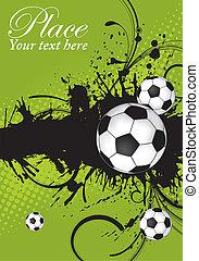 voetbal, thema