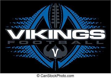 voetbal, vikings