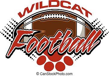 voetbal, wildcat