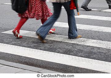 voetgangersoversteekplaats