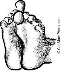 voetjes