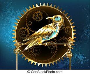 vogel, mechanisch