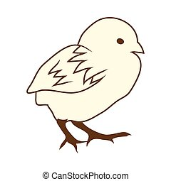 vogel, schets