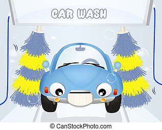vogn vask