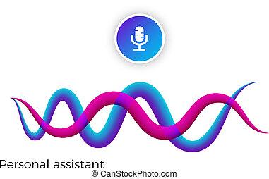 Voice recognition voice assistant