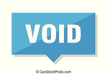 void price tag