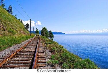 voie chemin fer