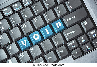 Voip on keyboard