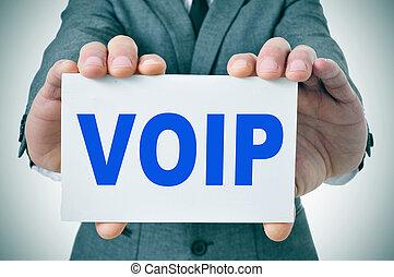 voip, voix, sur, internet, protocole