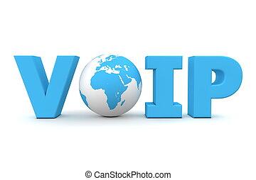 VoIP World Blue