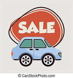 voiture, achat, conception