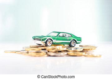 voiture achetante