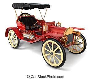 voiture antique, 1910