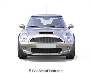 voiture compacte, moderne
