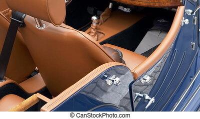 voiture, couleurs, divers, nord, condition, air, vieux, ...