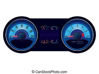 voiture sport compteur vitesse voiture vecteur sport vecteurs search clip art. Black Bedroom Furniture Sets. Home Design Ideas