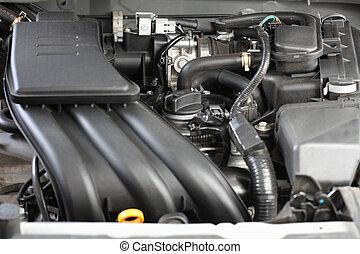 voiture, engine.