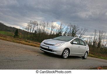 voiture, hybride