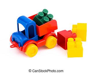 voiture, jouet
