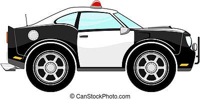 Voiture police dessin anim surveiller voiture sur clip art rechercher illustration - Voiture police dessin anime ...
