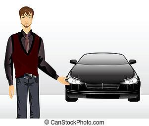 dessin de beau voiture sport beau hiver voiture sport neige csp5553264 recherchez. Black Bedroom Furniture Sets. Home Design Ideas