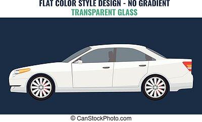 voiture blanc vecteur isol gabarit disponible vecteur eps rechercher des clip art. Black Bedroom Furniture Sets. Home Design Ideas