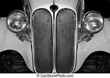 voiture, vieux