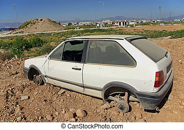 voiture, volé