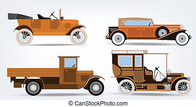 voitures, classique