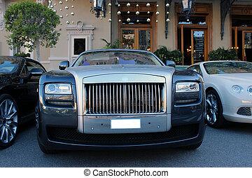 voitures, luxe, britannique