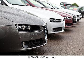 voitures, vente