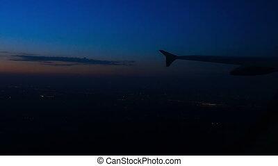 vol, nuit