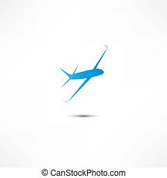 volare, aeroplano