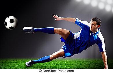 volare, calcio