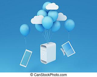 volare, desktop