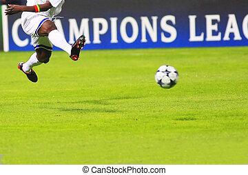 volare, giocatore calcio