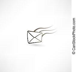 volare, lettera