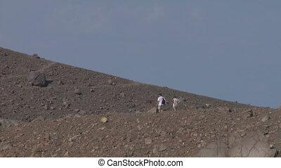 volcan, 06, touriste