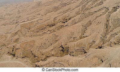 Volcanic landscape Tengger Semeru national park - Volcanic ...