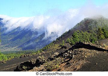 Volcano De Caldera de la Taburiente