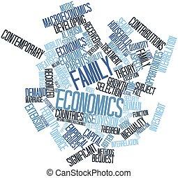 volkswirtschaft, familie