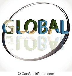 volledig, globe