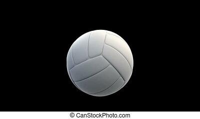 Volley ball breaking window