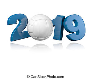 Volleyball 2019 Design