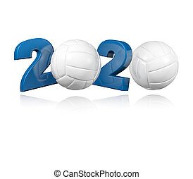 Volleyball 2020 Design