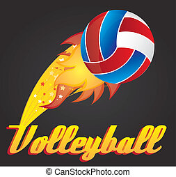 volleyball ball