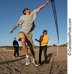 volleyball strand