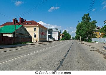 Vologda city, Russia